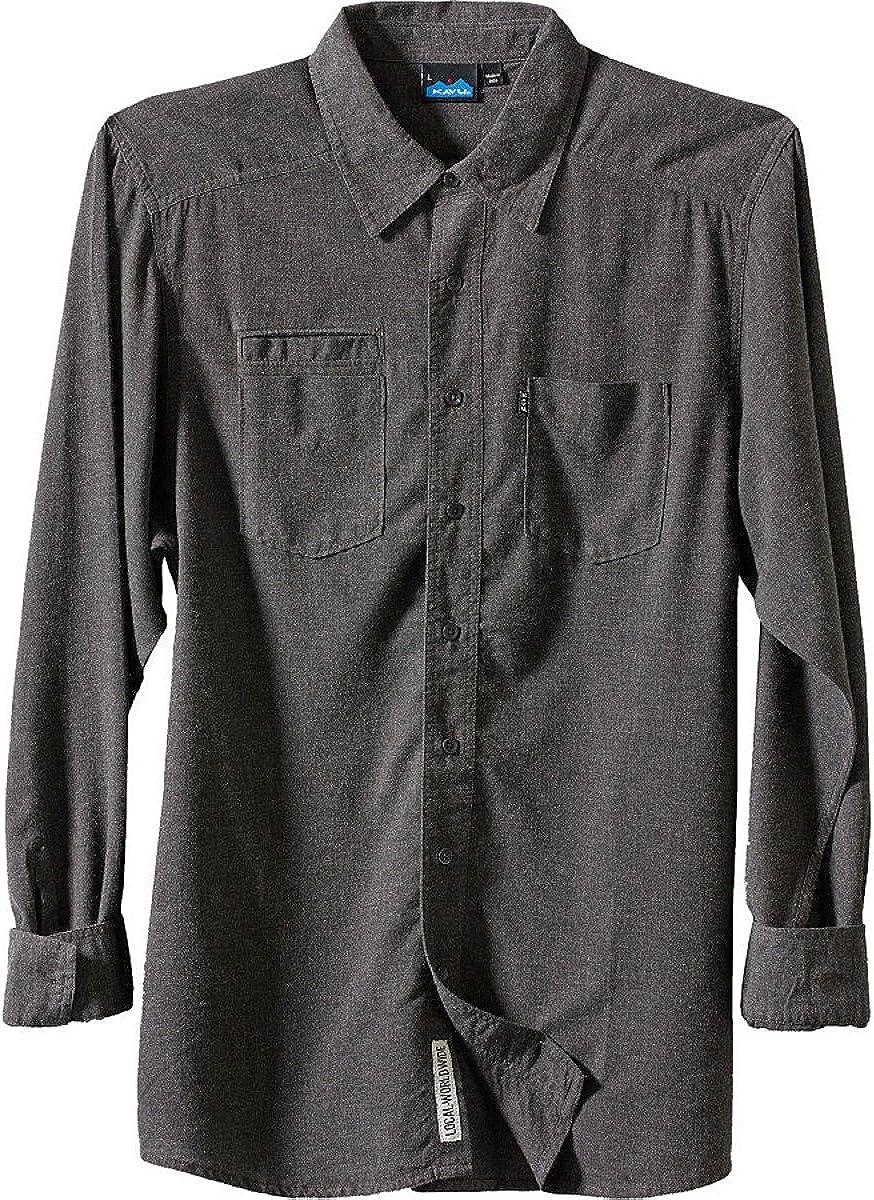 KAVU Men's Ranking TOP15 Shirt Langston New item