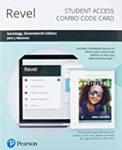 Revel for Sociology -- Combo Access Card (17th Edition)