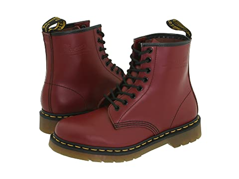 Martens 1460 Dr Red Smooth Cherry Hq7TxSxR