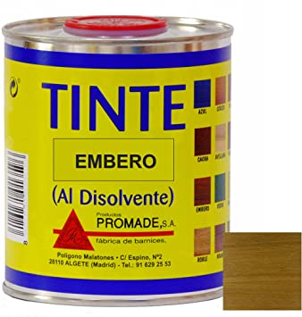 Promade – Tinte para Madera – Tiñe y Decora – 4 L (Embero)