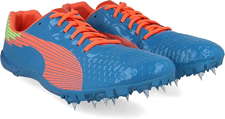 Amazon.com | PUMA Bolt Evospeed LTD Elite Running Spikes - 5.5 ...