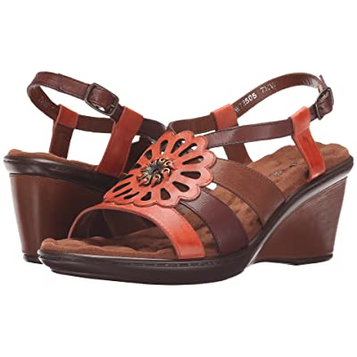 Walking Cradles Lindsey (Coral Multi) Women