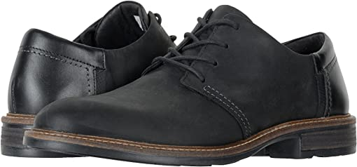 Oily Coal Nubuck/Black Raven Leather/Onyx Leather
