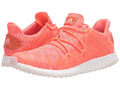 adidas Golf Crossknit DPR (Signal Coral/Dash Green/Solar Red) Women