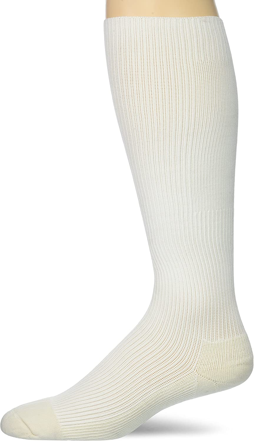 Curad MDS1715AWH Cushioned Compression 15-20 Socks Special price Now on sale mmHg