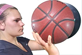 HoopsKing Off Hand Shooting Aid Smooth Shooter - Guide Hand Shot Training Aid - Develop Muscle Memory for A True One Handed Release - Develop a Pure Shot - Takes Away Off Hand from Shot …
