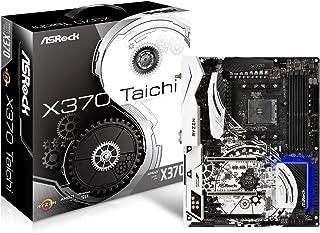 Asrock 90-MXB500-A0UAYZ - Placa Base (X370 Taichi, AMD, Am4, X370)