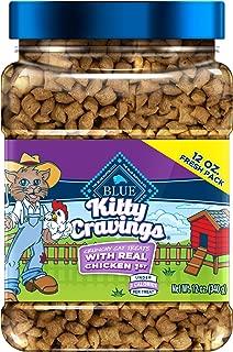 Blue Buffalo Kitty Cravings Crunchy Cat Treats