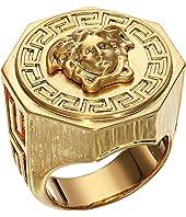 Versace - Greca Medusa Ring
