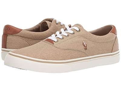 Polo Ralph Lauren Thorton (Khaki Washed Twill) Men