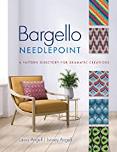 Bargello Needlepoint: A Pattern Directory for Dramatic Creations