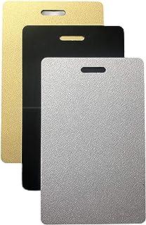 Xray Marker Holder, Pack of 3, Black, Silver, Gold- Portrait