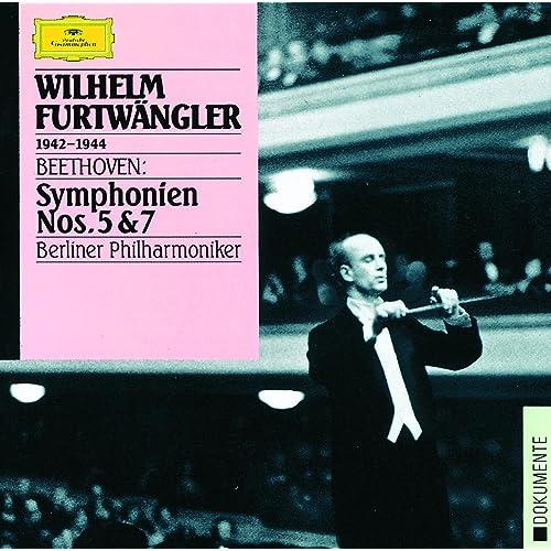 Beethoven: Symphonies Nos 5 & 7 (mit Wilhelm Furtwangler)