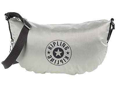 Kipling Emelia (Dynamic Silver) Handbags