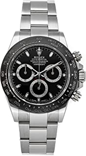 Daytona Mechanical (Automatic) Black Dial Mens Watch 116500LN (Certified Pre-Owned)