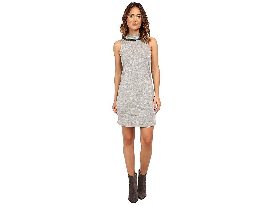 Three Dots Morgan Dress (Granite) Women