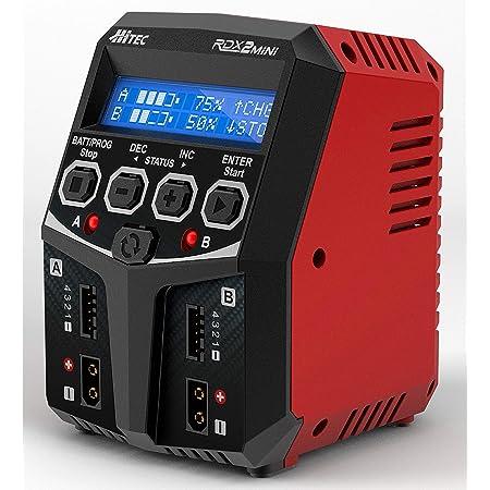 Hitec RCD Inc. RDX2 Mini AC Balance Charger, HRC44299