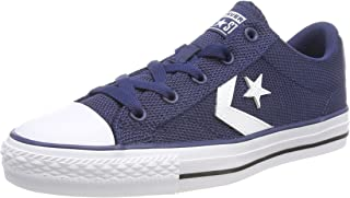 Converse Star Player Ox Navy/White/Black, Scarpe da Ginnastica Donna
