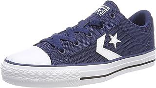 Converse Star Player Ox Navy/White/Black, Scarpe da Ginnastica Donna