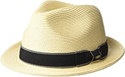 5a274078e9f Scala mix braid fedora, Accessories | Shipped Free at Zappos
