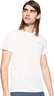 Under Armour Mens Streaker 2.0 Shorts Sleeve TEES AND T-SHIRTS