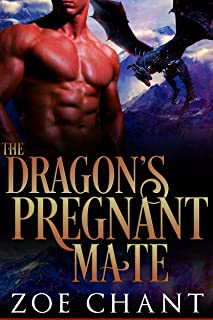 The Dragon's Pregnant Mate (Shifter Dads Book 4) (English Edition)