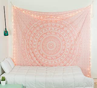 Best pastel mandala tapestry Reviews