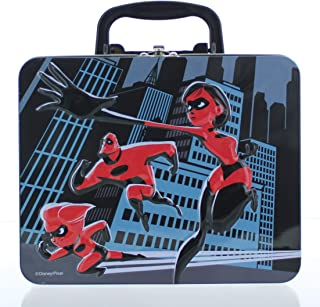 Cardinal The Incredibles 2 24-Piece Puzzle in Lunch Tin Box