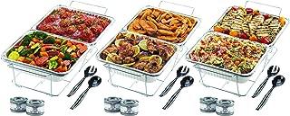 Best sterno buffet warmers Reviews