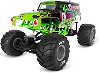 Axial SMT10 Grave Digger RC Monster Truck RTR with 2.4GHz Radio Transmitter System (Battery and Charger Not Included): 1/1...
