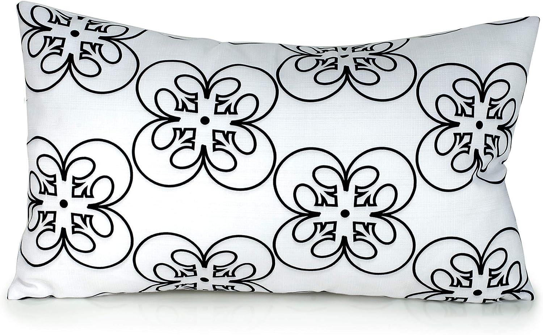 Seven20 SW11175 Star Wars Rebel Max 66% OFF Popular brand in the world White Lumbar Pillow Medium