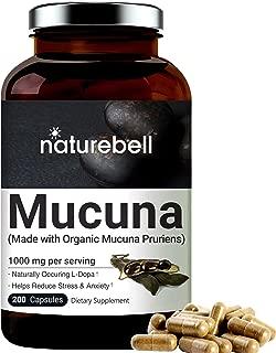 Best mucuna pruriens taste Reviews