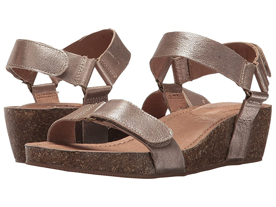 Me Too Shea (Champagne Metallic Vachetta) Women