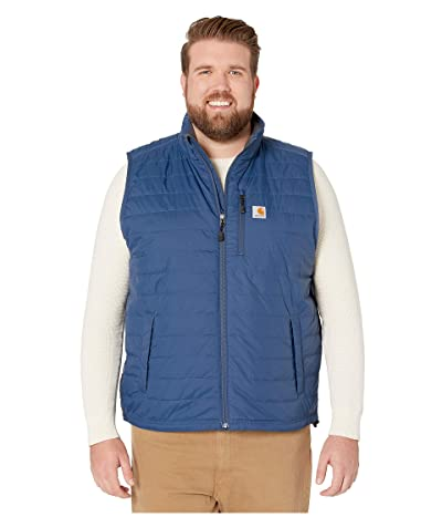 Carhartt Big Tall Gilliam Vest (Dark Blue) Men