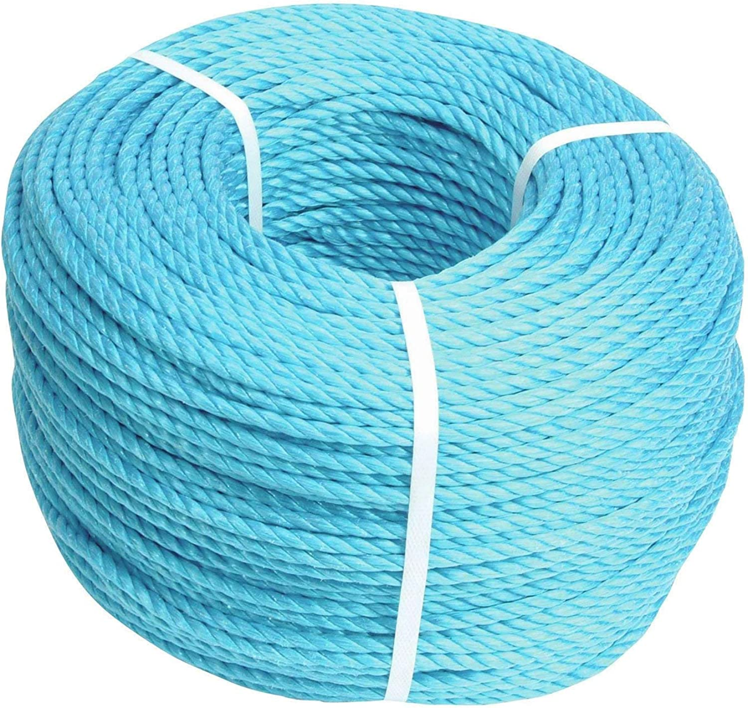 3 x bluee Poly Rope 10mm 30m