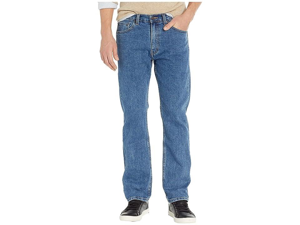 Signature by Levi Strauss & Co. Gold Label Regular Fit Jeans (Medium Indigo) Men