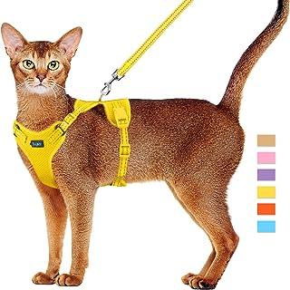 Supet Cat Harness and Leash Set Escape Proof