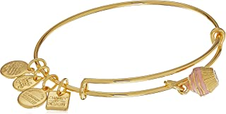 Alex and Ani Charity by Design, Cupcake II EWB Bangle Bracelet