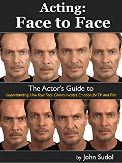 acting faces