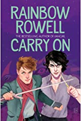 Carry On: The Rise and Fall of Simon Snow Kindle Edition