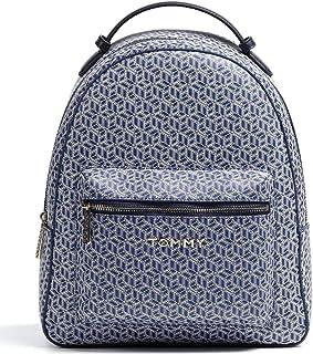 Tommy Hilfiger Backpack Monogram icónica Tommy Backpack Monogram Blue Ink