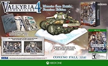 Valkyria Chronicles 4: Memoirs From Battle - Special Limited Premium Edition - Xbox One