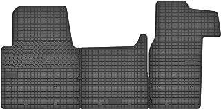Gummimatten Gummi Fußmatten Satz für Opel Movano B/Nissan NV400 / Renault Master III (ab 2010)   Passgenau