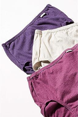 Oatmeal Heather/Boysenberry Heather/Perfect Purple Heather