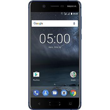 Nokia 5 SIM Doble 4G 16GB Azul: Amazon.es: Electrónica