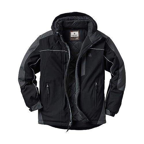Legendary Whitetails Men's Glacier Ridge Pro Series Winter Jacket