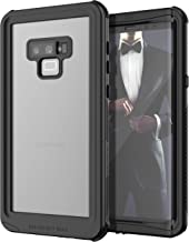 Ghostek Nautical Tough Extreme Waterproof Case Designed for Galaxy Note 9 - Black