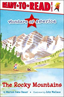 The Rocky Mountains: Ready-To-Read Level 1