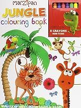 Robert Frederick Colour Me Again & Again-Massepain Jungle Assortiment de couleurs 50 x 30 x 10 cm