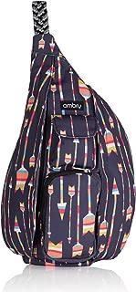 rope sling backpack